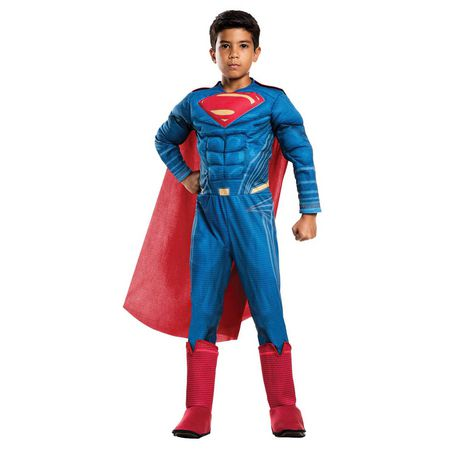 Justice League Movie - Superman Deluxe Child Costume - image 1 of 1