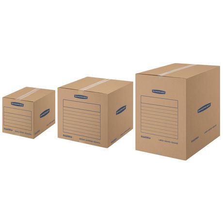 Fellowes® Bankers Box® SmoothMove™ Basic Moving Boxes - Large, 7 pack - image 4 of 4