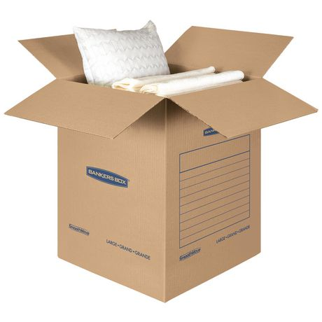 Fellowes® Bankers Box® SmoothMove™ Basic Moving Boxes - Large, 7 pack - image 3 of 4