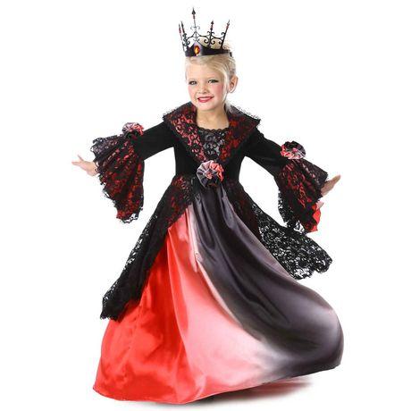 Princess Paradise Girls Ombre Vampire Costume - image 1 of 1