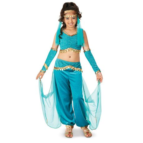 Princess Paradise Child Genie Costume  sc 1 st  Walmart Canada & Princess Paradise Child Genie Costume | Walmart Canada