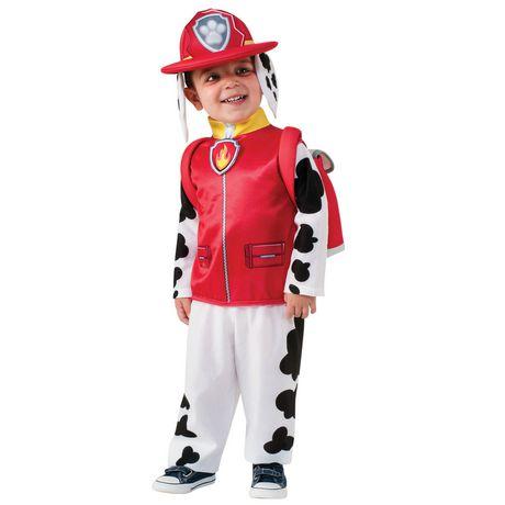 Rubie's Child PAW Patrol - Marshall Costume - image 1 of 1