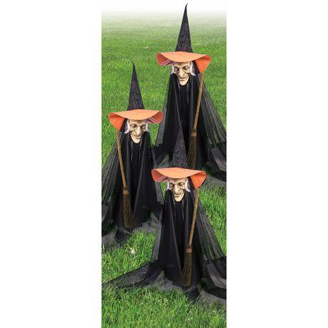 Forum Novelties Witchly Group (set of 3) - image 1 of 1