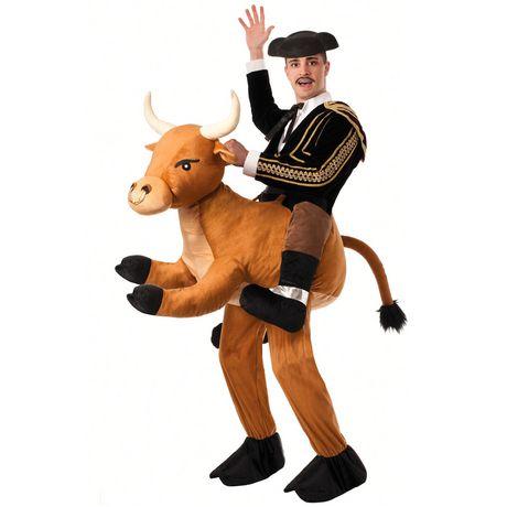 Forum Novelties Adult Ride A Bull Costume - image 1 of 1