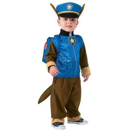 Rubie's Child PAW Patrol - Chase Costume - image 1 of 1