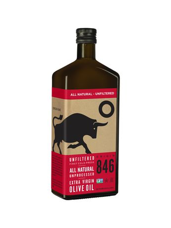 Origin 846 Unfiltered Extra Virgin Olive Oil First Cold Pressed - image 1 of 1