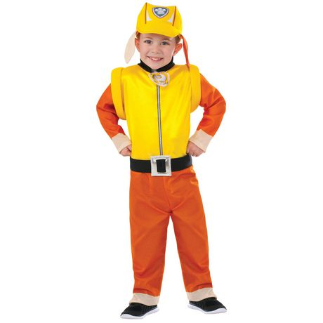 Rubie's Toddler's PAW Patrol: Rubble Costume - image 1 of 1