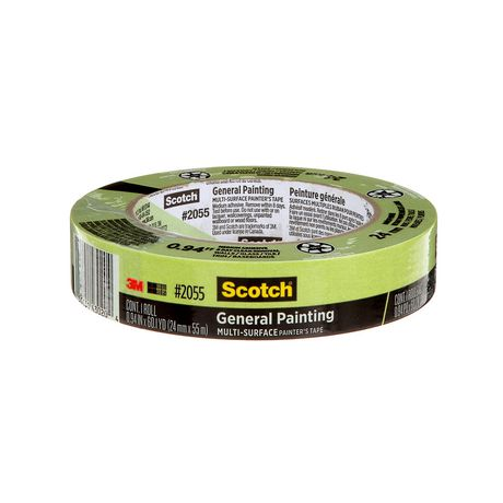 Scotch® General Painting Multi-Surface Painter's Tape - image 1 of 9