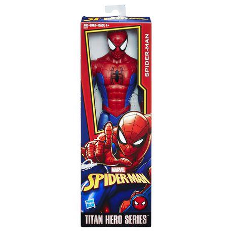 Spider-Man - Figurine Spider-Man Titan Hero Series - image 1 de 2