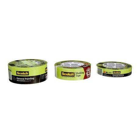 Scotch® General Painting Multi-Surface Painter's Tape - image 2 of 9