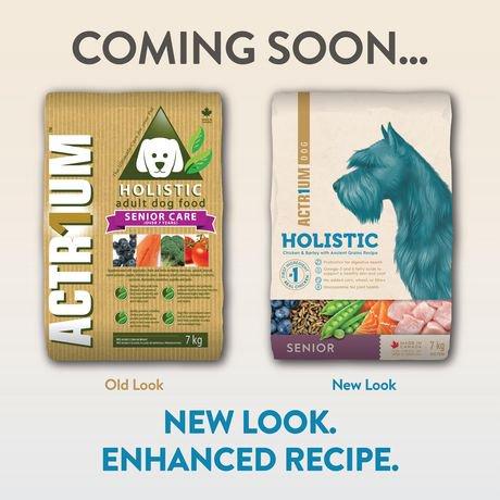 Actrium Holistic Senior Dog Food