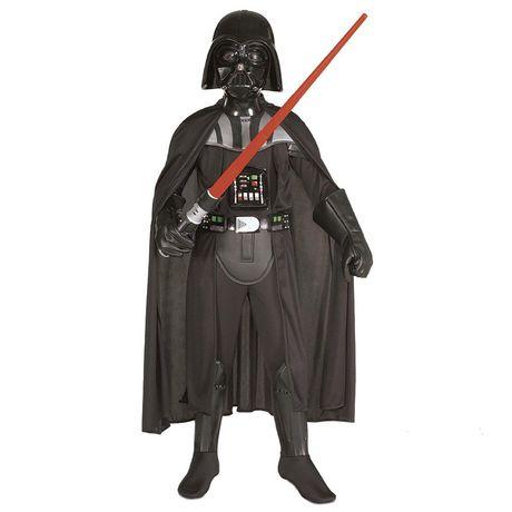 Costume Enfant Star Wars Darth Vader Deluxe - image 1 de 1