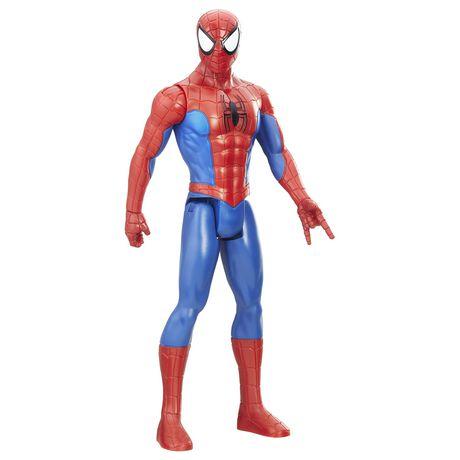 Spider-Man - Figurine Spider-Man Titan Hero Series - image 2 de 2
