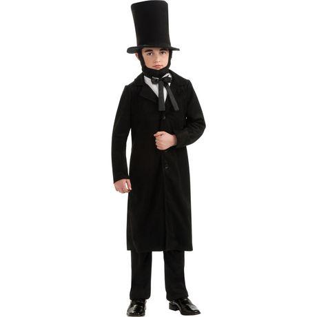 Enfant Abraham Lincoln Costume - image 1 de 1