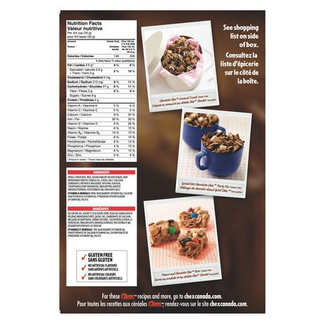 Chex™ Gluten Free Chocolate Cereal - image 3 of 9