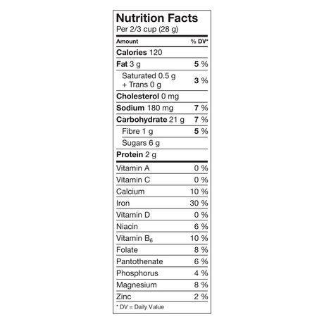 Chex Gluten Free Blueberry Special Edition - image 4 of 7