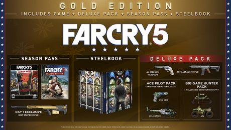 Far Cry 5 Steelbook Gold Edition Xbox One Walmart Canada