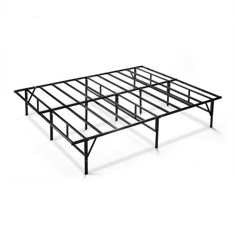 Zinus 14 Inch Eta Smartbase Bed Base Platform Bed