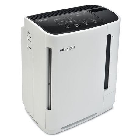 O2 + Revive Purificateur d'Air TrueHEPA + Humidificateur, Blanc - image 1 de 9