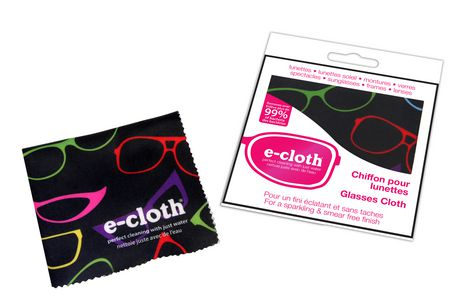 9e5aa147b95 e-cloth® Cleaning Cloth for Glasses - image 1 of 1 ...