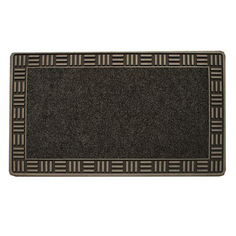 """Floor Choice Framed Doormat Bronze 18""""x30"""" - image 1 of 1"""