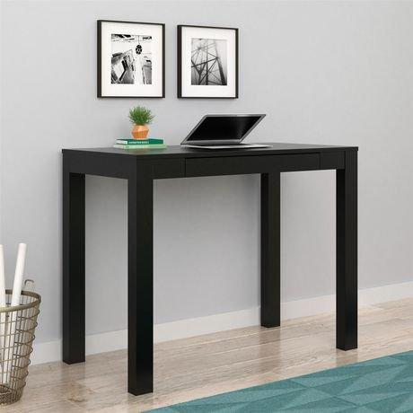 parsons desk with drawer walmart canada. Black Bedroom Furniture Sets. Home Design Ideas