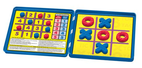 Take 'N' Play Anywhere™ Take 'n' Play Anywhere Tic-Tac-Toe Magnetic GAME - image 2 of 2