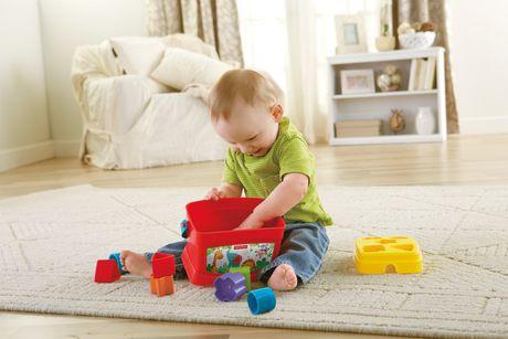 Fisher-Price Brilliant Basics Baby's First Blocks, 10 Blocks - image 3 of 9
