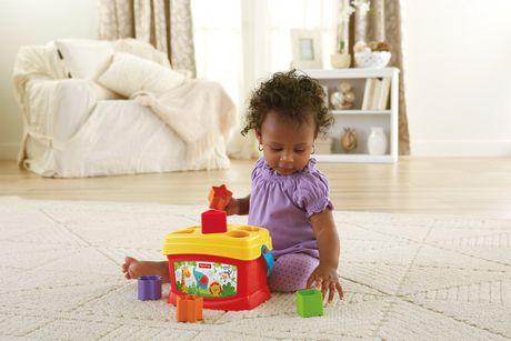 Fisher-Price Brilliant Basics Baby's First Blocks, 10 Blocks - image 7 of 9