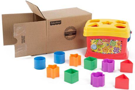 Fisher-Price Brilliant Basics Baby's First Blocks, 10 Blocks - image 9 of 9