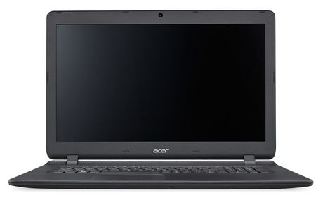 ACER, Aspire ES1-732-P54M, 17.3in, Notebook, Black, Intel Pentium N4200, Intel HD Graphics 505, 4GB DDR3L, 500 GB Hard Drive, Windows 10 Home, NX.GH4AA.003 - image 1 of 1