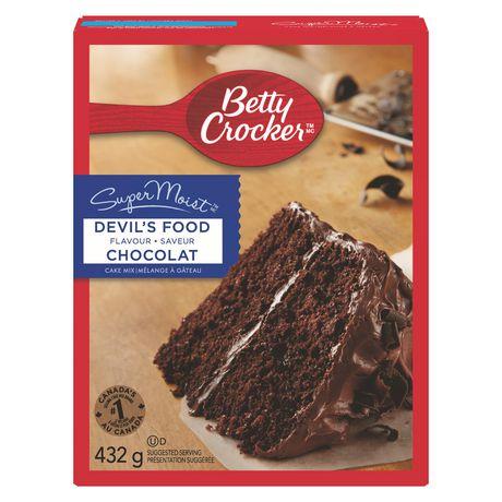 Betty Crocker SuperMoist Devil's Food Cake Mix - image 9 of 11