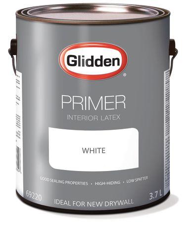 Glidden(MD) TOUT SIMPLEMENT(MC) Peinture Du0027intérieur Préteintée Pour  Plafonds En Blanc U2013 3,7 L | Walmart Canada