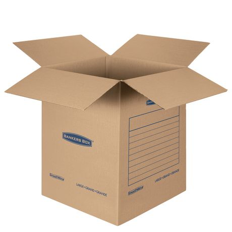 Fellowes® Bankers Box® SmoothMove™ Basic Moving Boxes - Large, 7 pack - image 1 of 4