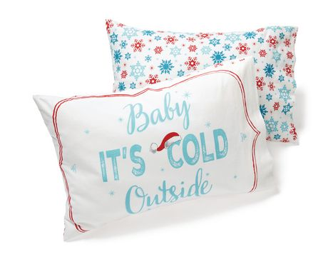 Holiday Time Quot Baby It S Cold Outside Quot Holiday Flannel