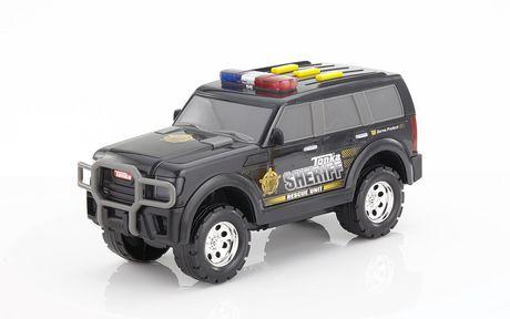 Tonka Jouet-Véhicule utilitaire d'incendie de shérif Force de sauvetage - image 1 de 2