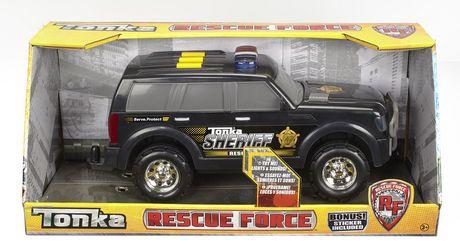 Tonka Jouet-Véhicule utilitaire d'incendie de shérif Force de sauvetage - image 2 de 2