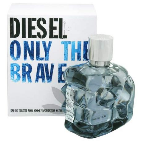 Diesel Only The Brave Eau De Toilette Spray For Men 50 Ml Walmart