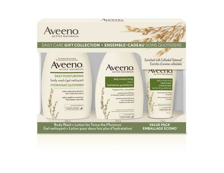 Aveeno Gift Set, ACTIVE Naturals Daily Care - image 1 of 5
