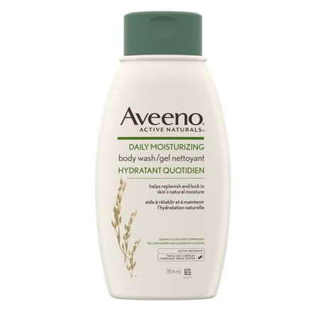 Aveeno Gift Set, ACTIVE Naturals Daily Care - image 2 of 5