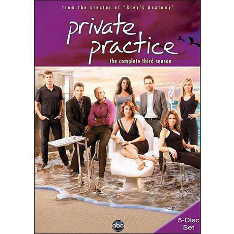Private Practice: The Complete Third Season - image 1 de 1