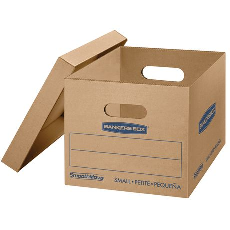 Fellowes® Bankers Box® SmoothMove™ Prime Moving Boxes - Small - image 2 of 5