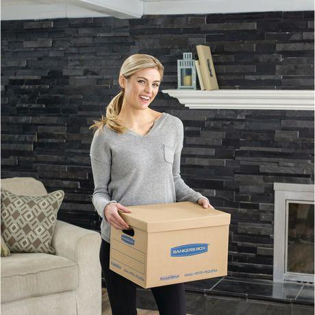 Fellowes® Bankers Box® SmoothMove™ Prime Moving Boxes - Small - image 5 of 5
