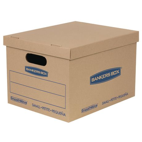 Fellowes® Bankers Box® SmoothMove™ Prime Moving Boxes - Small - image 3 of 5