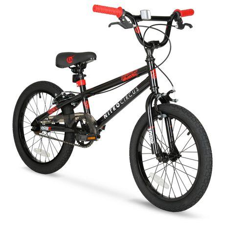"18"" Hyper Nitro Circus Boy's Steel BMX Bike - image 2 of 6"