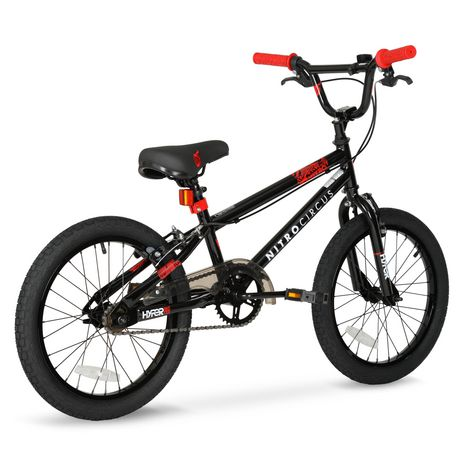 "18"" Hyper Nitro Circus Boy's Steel BMX Bike - image 3 of 6"