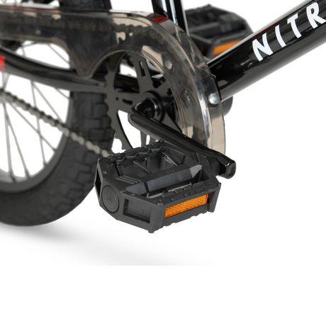 "18"" Hyper Nitro Circus Boy's Steel BMX Bike - image 5 of 6"