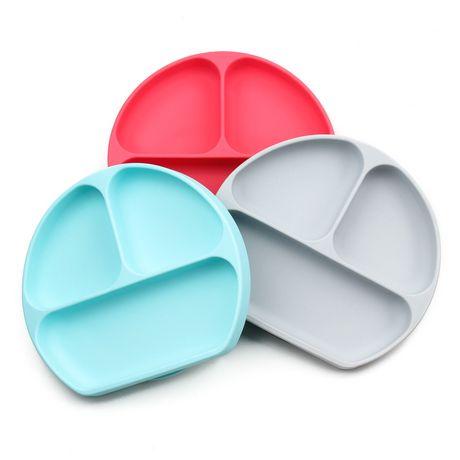 Bumkins Silicone Grip Dish - image 2 of 4