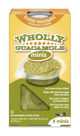 Wholly Guacamole Minis Classic Guacamole - image 1 of 2