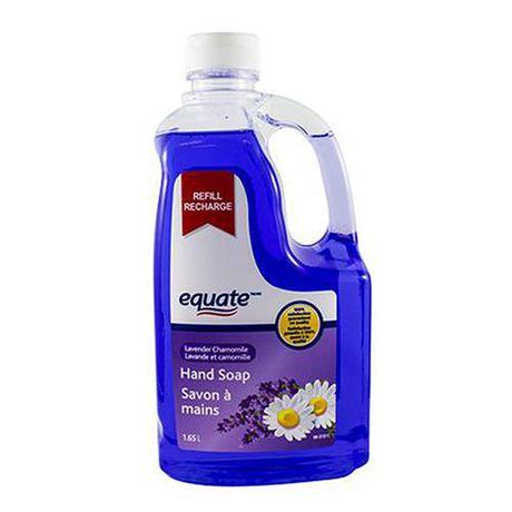 Equate Lavender Chamomile Liquid Hand Soap Refill - image 1 of 3